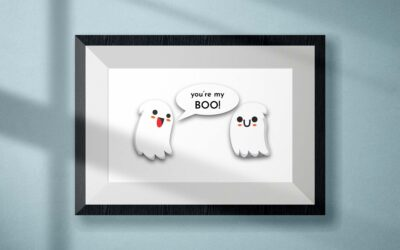 You're My Boo Poster