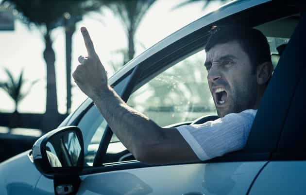 3 Ways to Handle Road Rage